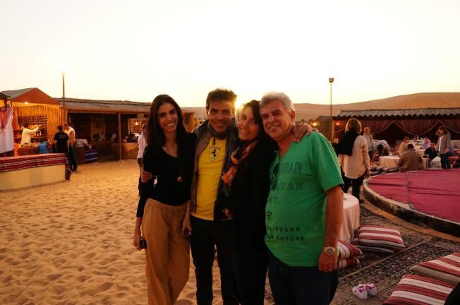 Dubai familia