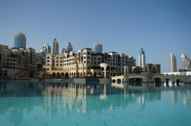 Dubai fonte