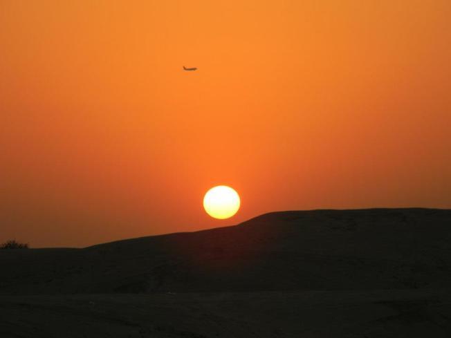 Dubai paisagem