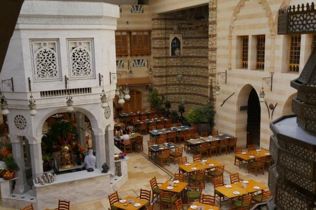 Dubai restaurante creek