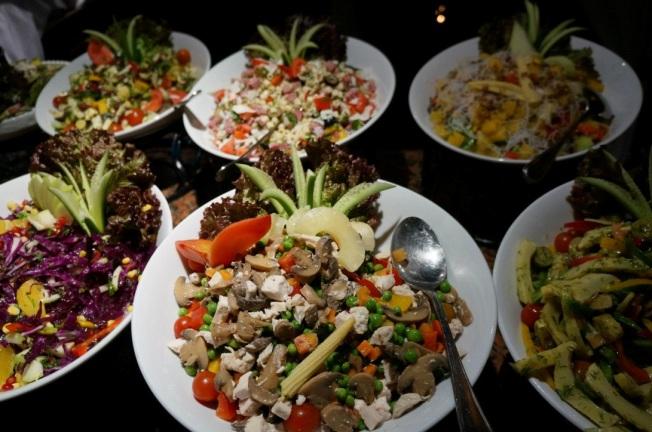 Egito jantar