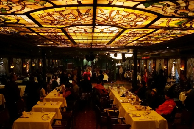 Egito restaurante 1