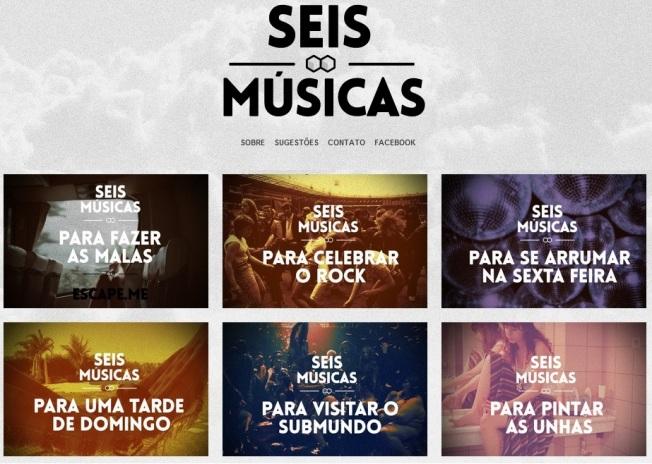 Seis Músicas