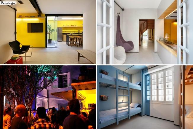Contemporaneo Hostel Botafogo