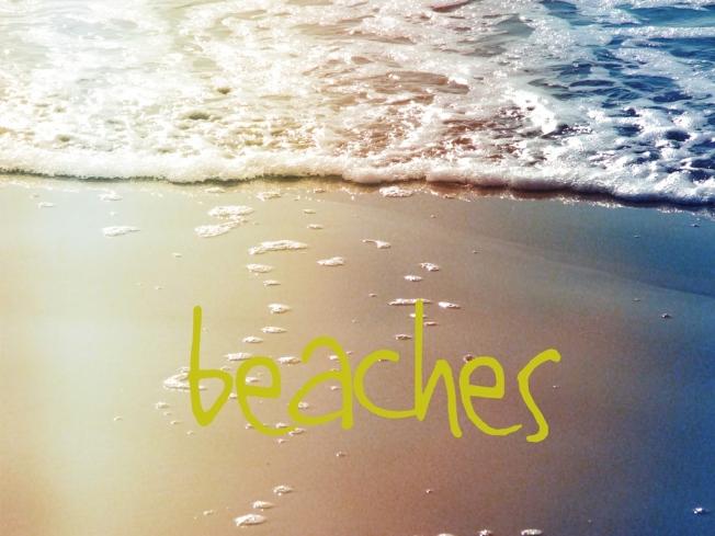 Beaches capa